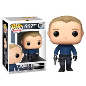 Figura POP James Bond - James Bond No Time to Die