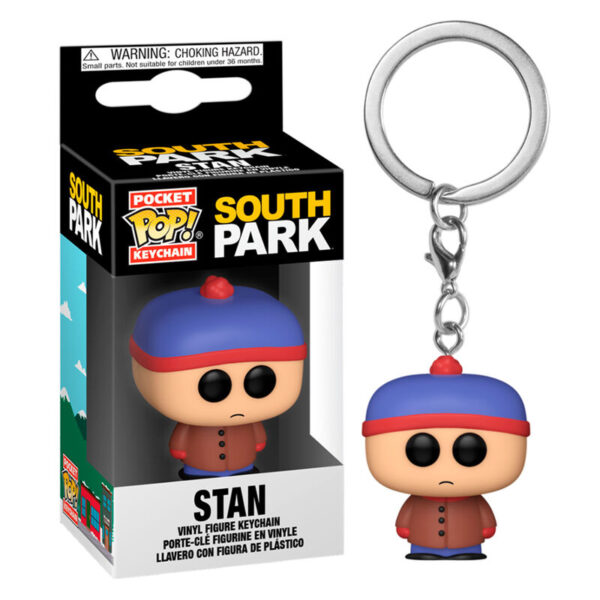 Llavero Pocket POP South Park Stan