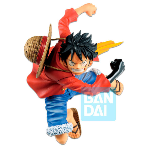 Figura Ichibansho Monkey D Luffy One Piece 19cm