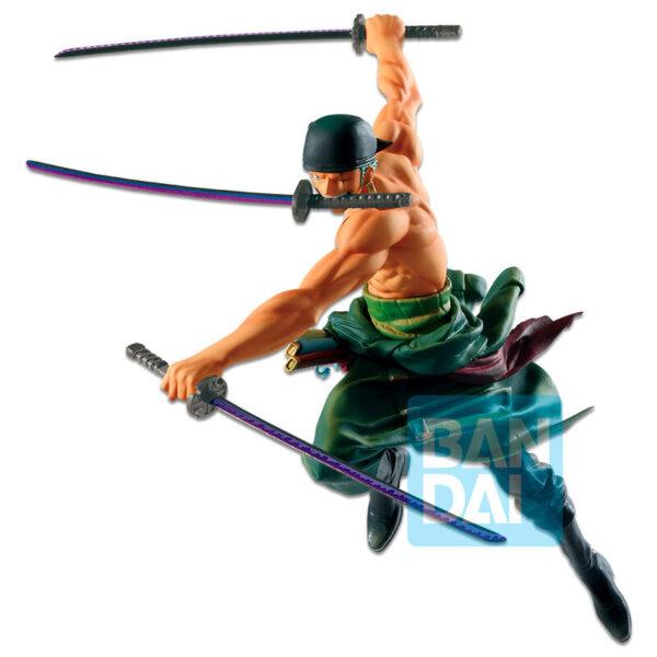 Figura Ichibansho Roronoa Zoro One Piece 20cm