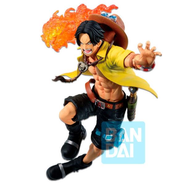 Figura Ichibansho Portgas D Ace One Piece 20cm