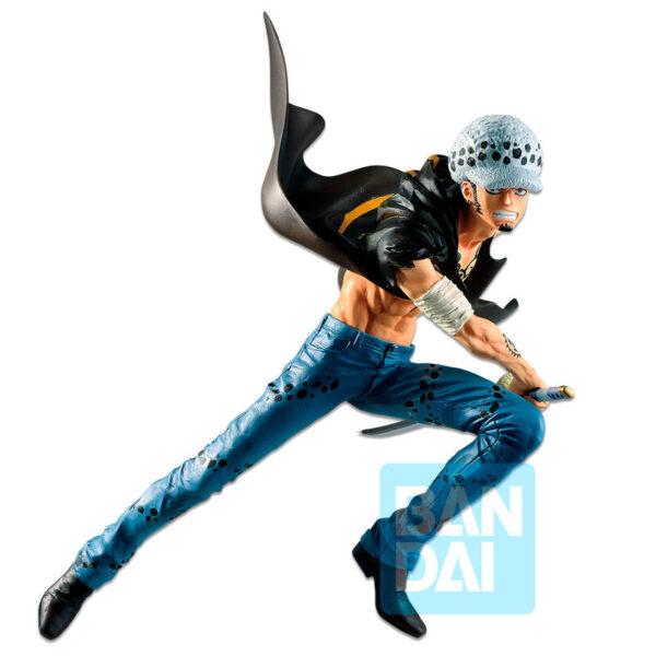 Figura Ichibansho Trafalgar Law One Piece 20cm