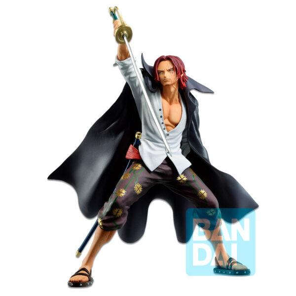 Figura Ichibansho Shanks One Piece 20cm