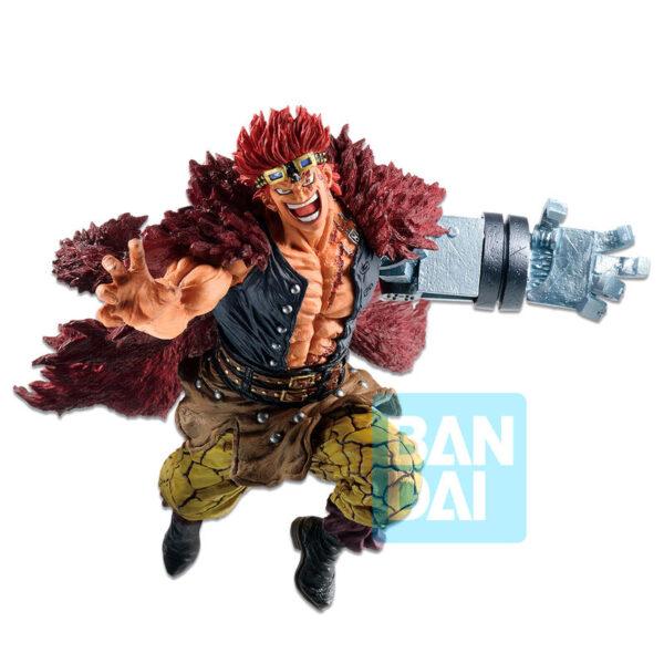 Figura Ichibansho Eustass Kid One Piece 20cm