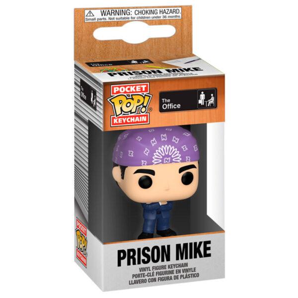Llavero Pocket POP The Office Prison Mike