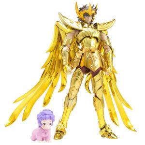 Figura Aiolos Caballero de Oro de Sagitario Saint Cloth Myth Ex 18cm