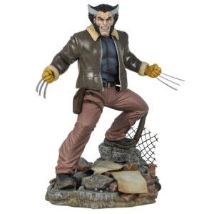 Figura diorama Lobezno X-Men Dias del Futuro Pasado Marvel 23cm