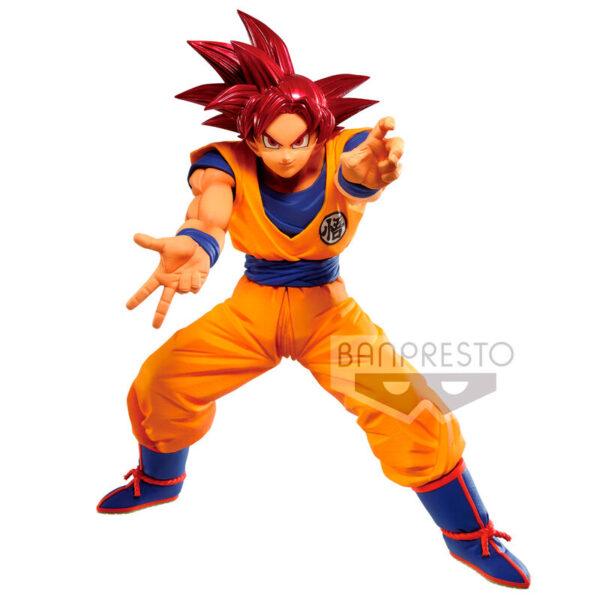 Figura Maximatic The Son Goku V Dragon Ball Super