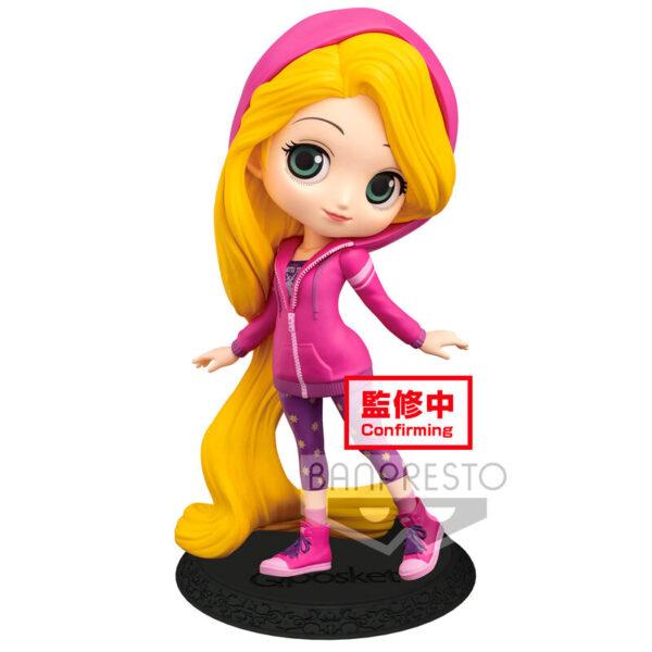 Figura Rapunzel Avatar Style Disney Q Posket ver. A 14cm