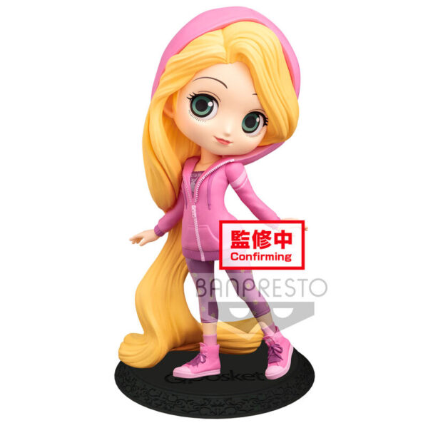 Figura Rapunzel Avatar Style Disney Q Posket ver. B 14cm