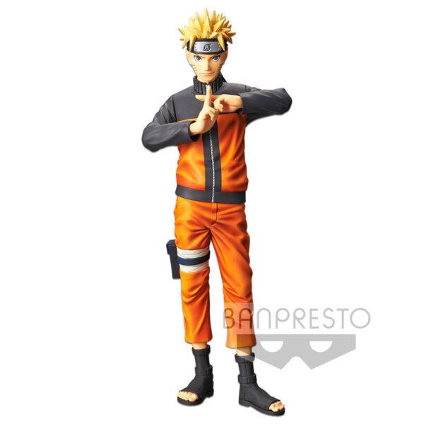 Figura Uzumaki Naruto Grandista Nero Naruto Shippuden 27cm