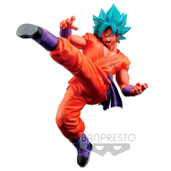 Figura Super Saiyan God Super Saiyan Son Goku Dragon Ball Super Son Goku Fes!! vol.5 19cm