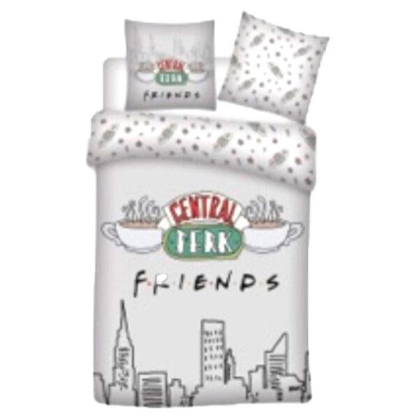 Funda nordica Central Perk Friends algodon cama 135cm