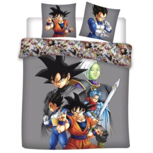 Funda nordica Dragon Ball Z algodon cama 135cm