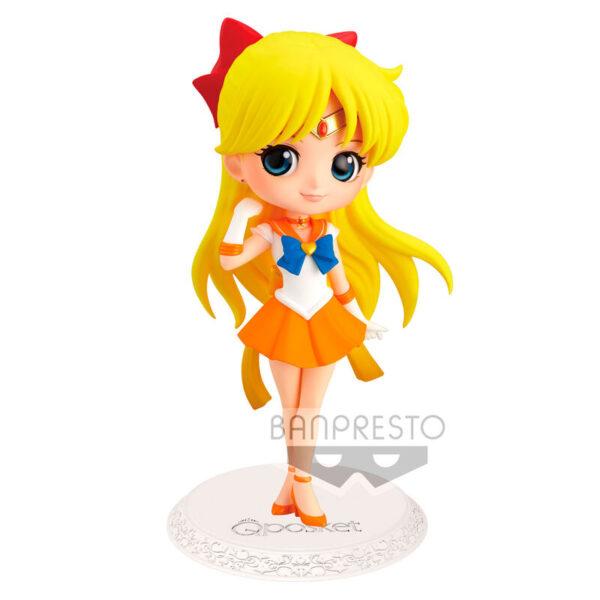 Figura Venus Sailor Moon Eternal The Movie Q Posket A 14cm