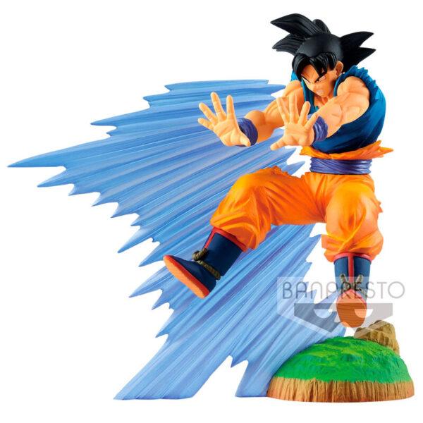 Figura Goku History Box vol. 1 Dragon Ball Z 12cm