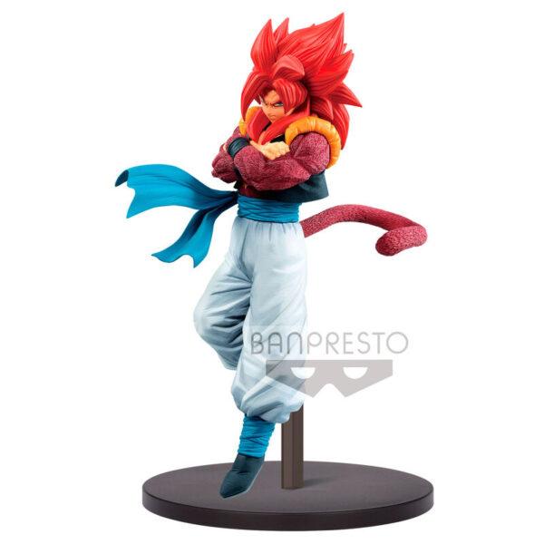 Figura Super Saiyan 4 Gogeta Super Son Goku Fes!! vol.11 Dragon Ball Super 20cm