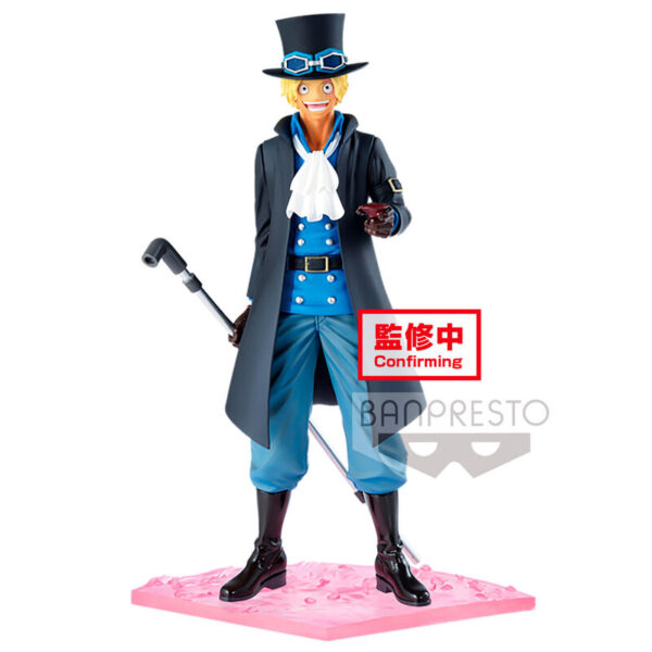 Figura Sabo Special Episode Luff vol.3 One Piece 19cm