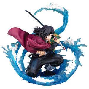 Figura Tomioka Giyu Water Breathing Demon Slayer Kimetsu No Yaiba 17cm