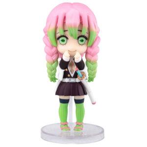 Figura Mitsuri Kanroji Demon Slayer Kimetsu No Yaiba 9cm
