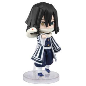 Figura Iguro Obanai Demon Slayer Kimetsu No Yaiba 9cm