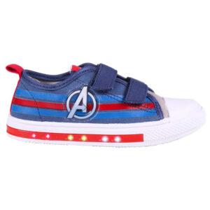 Zapatillas deportivas Vengadores Avengers Marvel luces