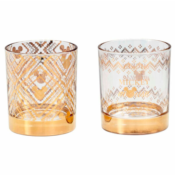 Set vasos Gold Mickey Berry Disney