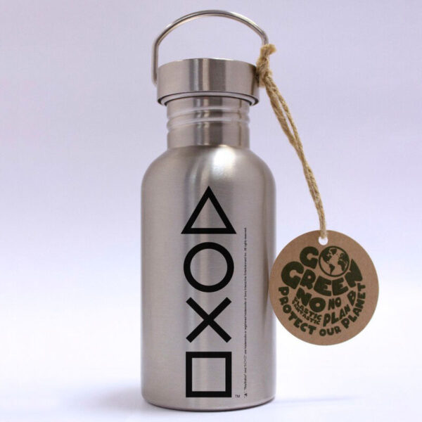 Botella Buttons Playstation