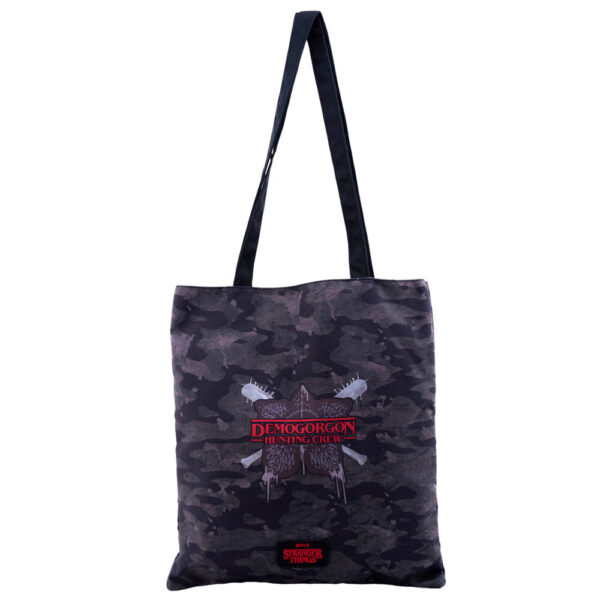 Bolsa shopphing Demogorgon Stranger Things