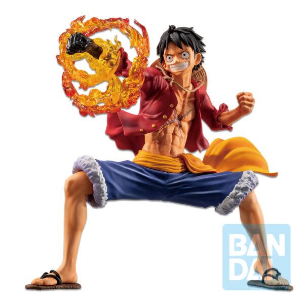 Figura Ichibansho Monkey D. Luffy Treasure Cruise One Piece 14cm