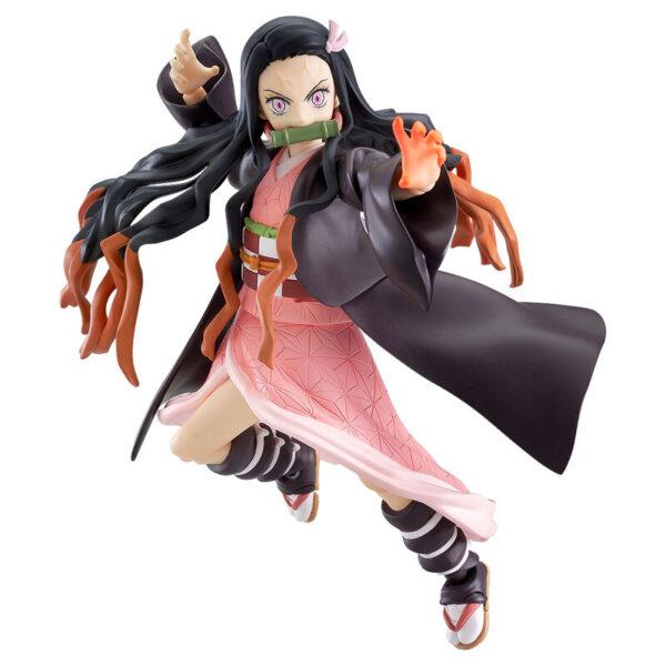 Figura Nezuko Kamado Demon Slayer Kimetsu No Yaiba 13cm