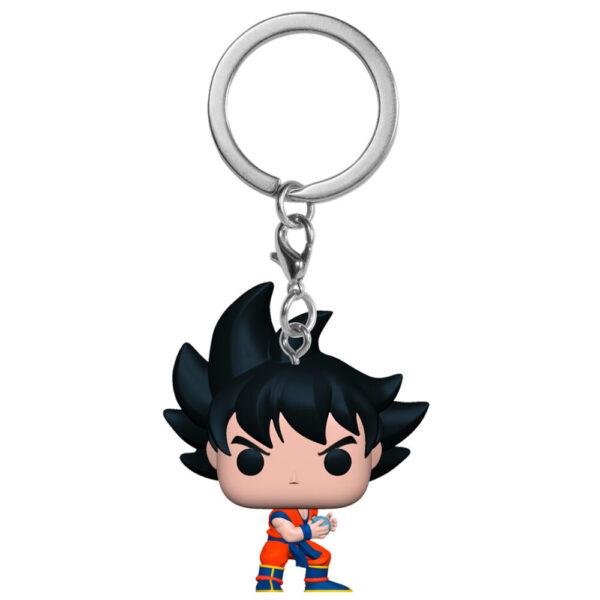 Llavero Pocket POP Dragon Ball Z Goku with Kamehameha