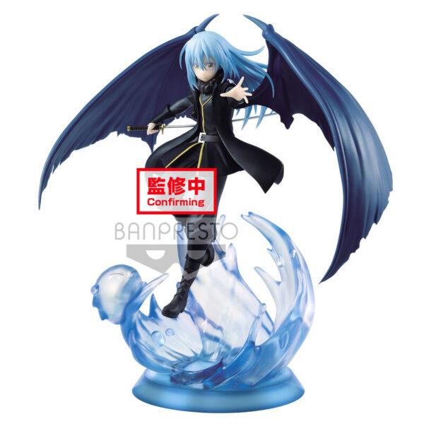 Figura Demon Rimuru Tempest Otherworlder Plus That Time I Got Reincarnated as a Slime 15cm