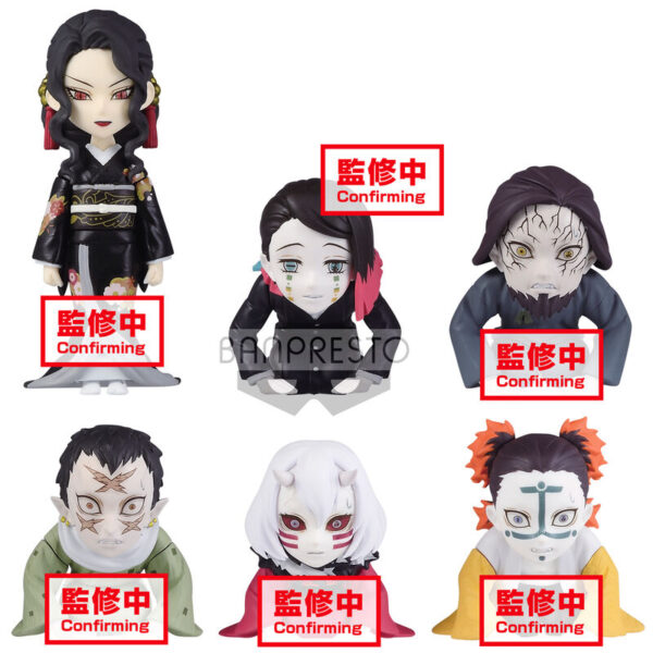 Figura World Collectable You are in the Presence of Muzan Demon Slayer Kimetsu No Yaiba surtido 7cm