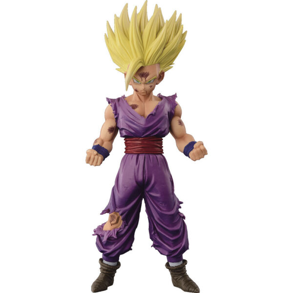 Figura Son Gohan Master Stars Dragon Ball Z 20cm