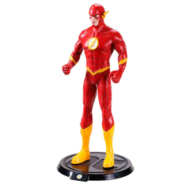 Figura Maleable Bendyfigs The Flash DC Comics 19cm