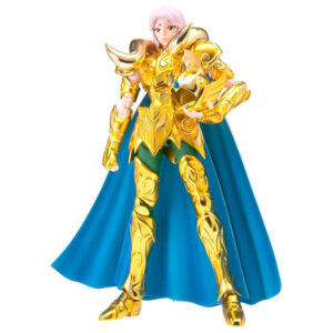 Figura Saint Cloth Myth Ex Aries Mu Revival Ver. Saint Seiya 18cm