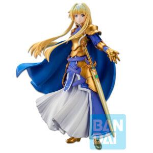 Figura Ichibansho Alice integrity Knight War of Underworld Sword Art Online 17cm