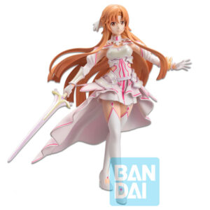 Figura Ichibansho Asuna Goddess of Creation Stacia War of Underworld Sword Art Online 17cm