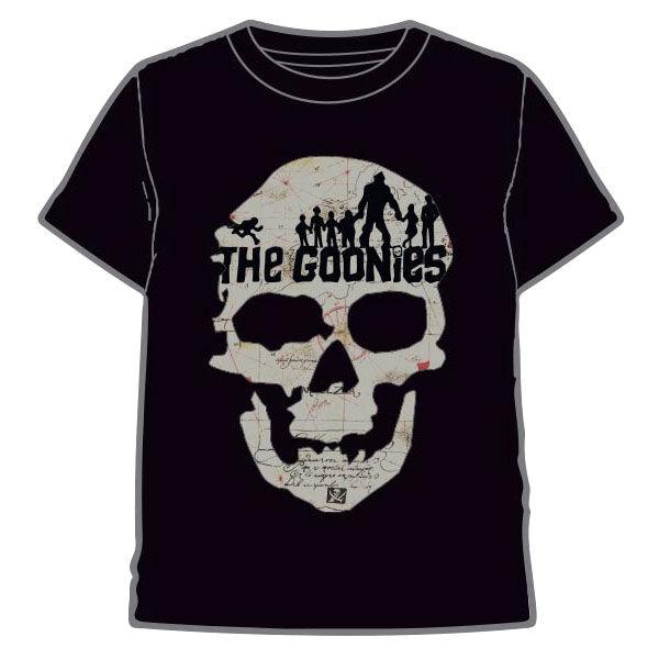 Camiseta Skull The Goonies adulto