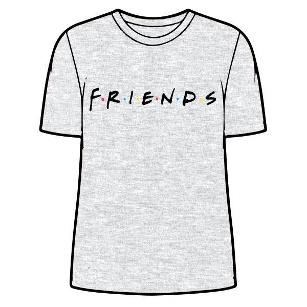 Camiseta Friends adulto mujer