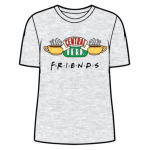 Camiseta Central Perk Friends adulto mujer