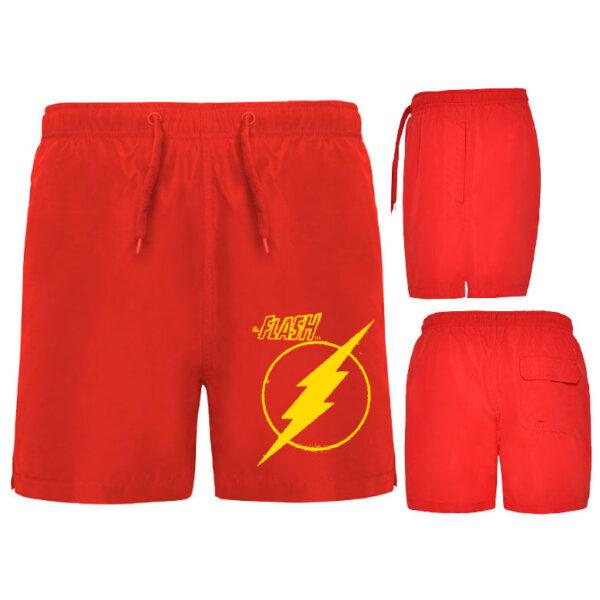 Bañador Flash DC Comics adulto