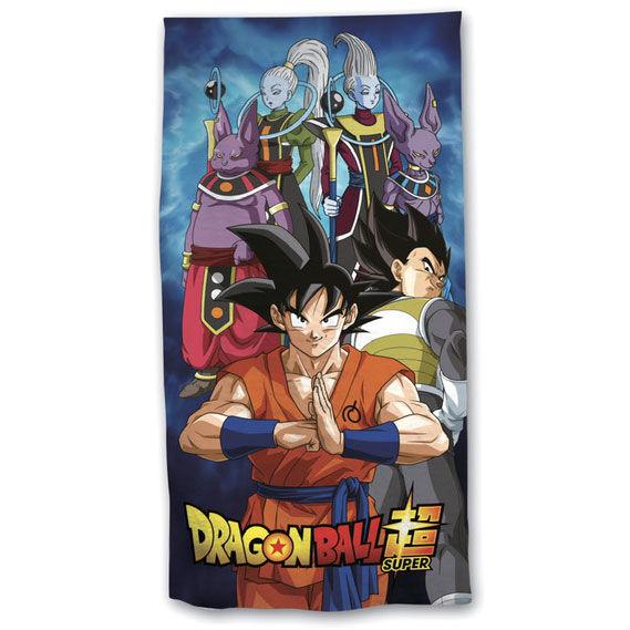 Toalla Dragon Ball Super microfibra