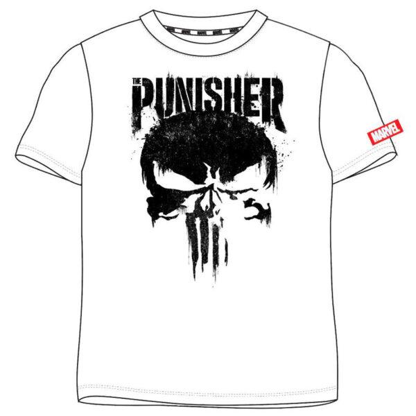 Camiseta Punisher Marvel adulto