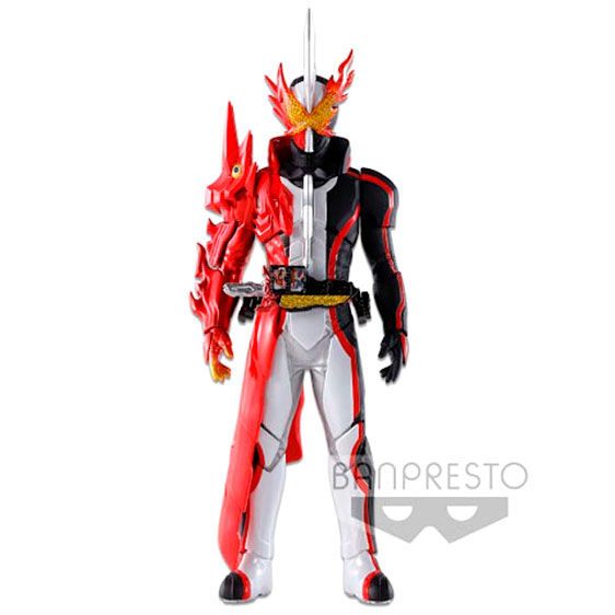 Figura Brave Dragon Kamen Rider Saber 16cm
