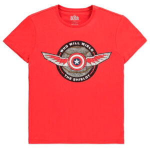 Camiseta Falcon and The Winter Soldier Marvel