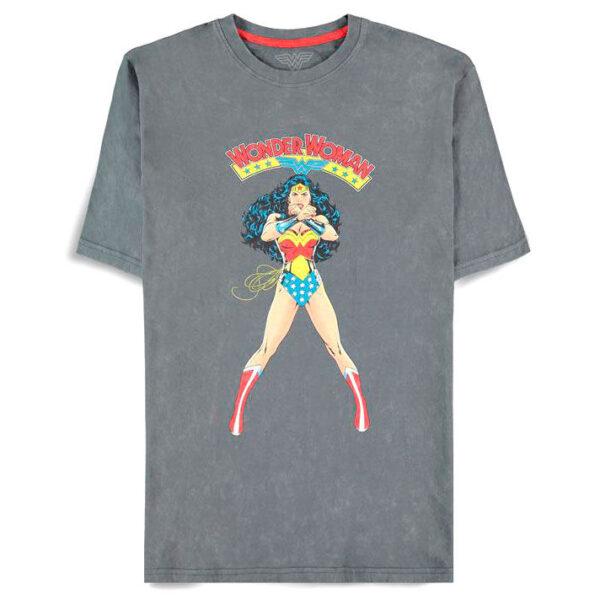 Camiseta mujer Wonder Woman DC Comics