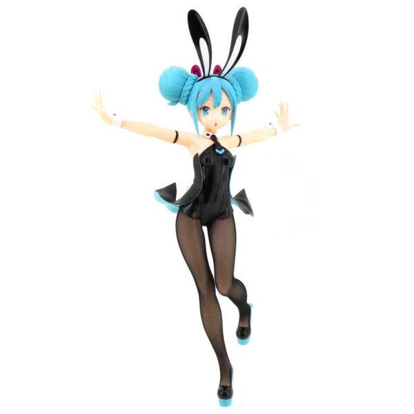 Estatua BiCute Bunnies Hatsune Miku Vocaloid 31cm