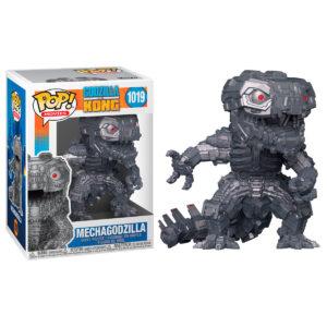 Figura POP Godzilla Vs Kong Mechagodzilla Metallic